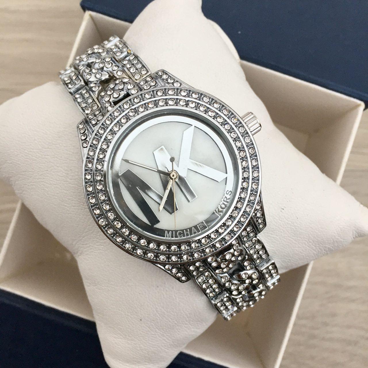 Наручные женские часы Michael Kors 6449 Silver