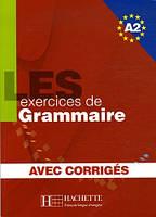 LES 500 Exercices de Grammaire A2- Livre + corriges integres