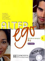 Alter Ego 1 - Livre de l'eleve +  Audio-CD