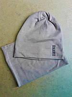 Хомут-шапка для мальчика