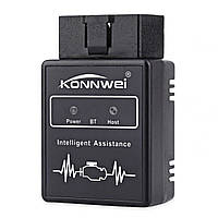 ☝Диагностический адаптер KONNWEI KW912 для диагностики неисправностей двигателя OBD II для Android