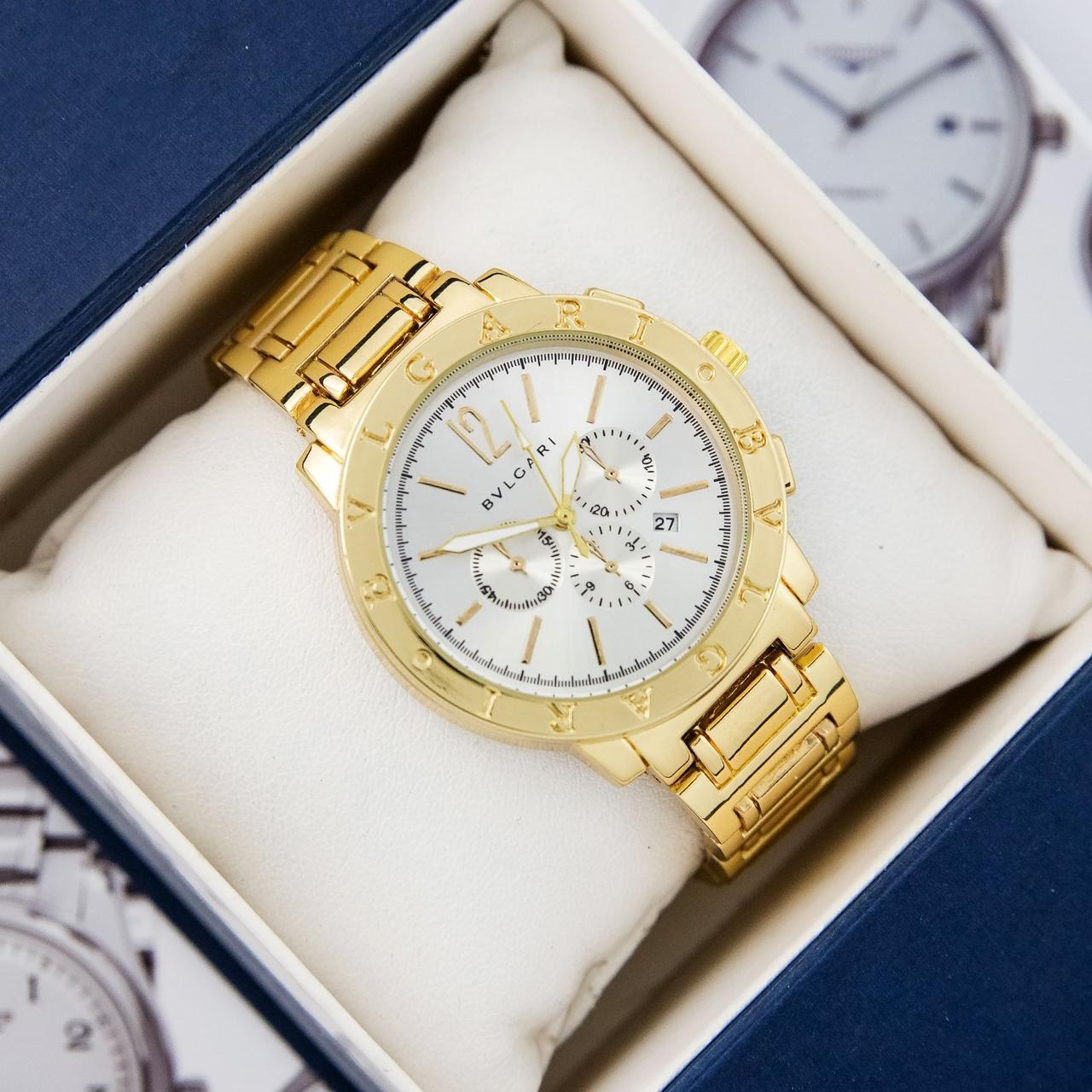 Наручные мужские часы Bvlgari SSB-1003-0029