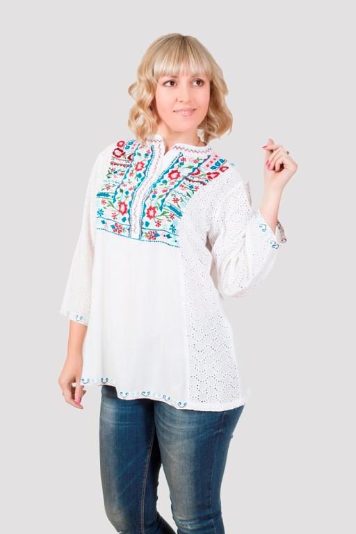 Женская летняя блуза