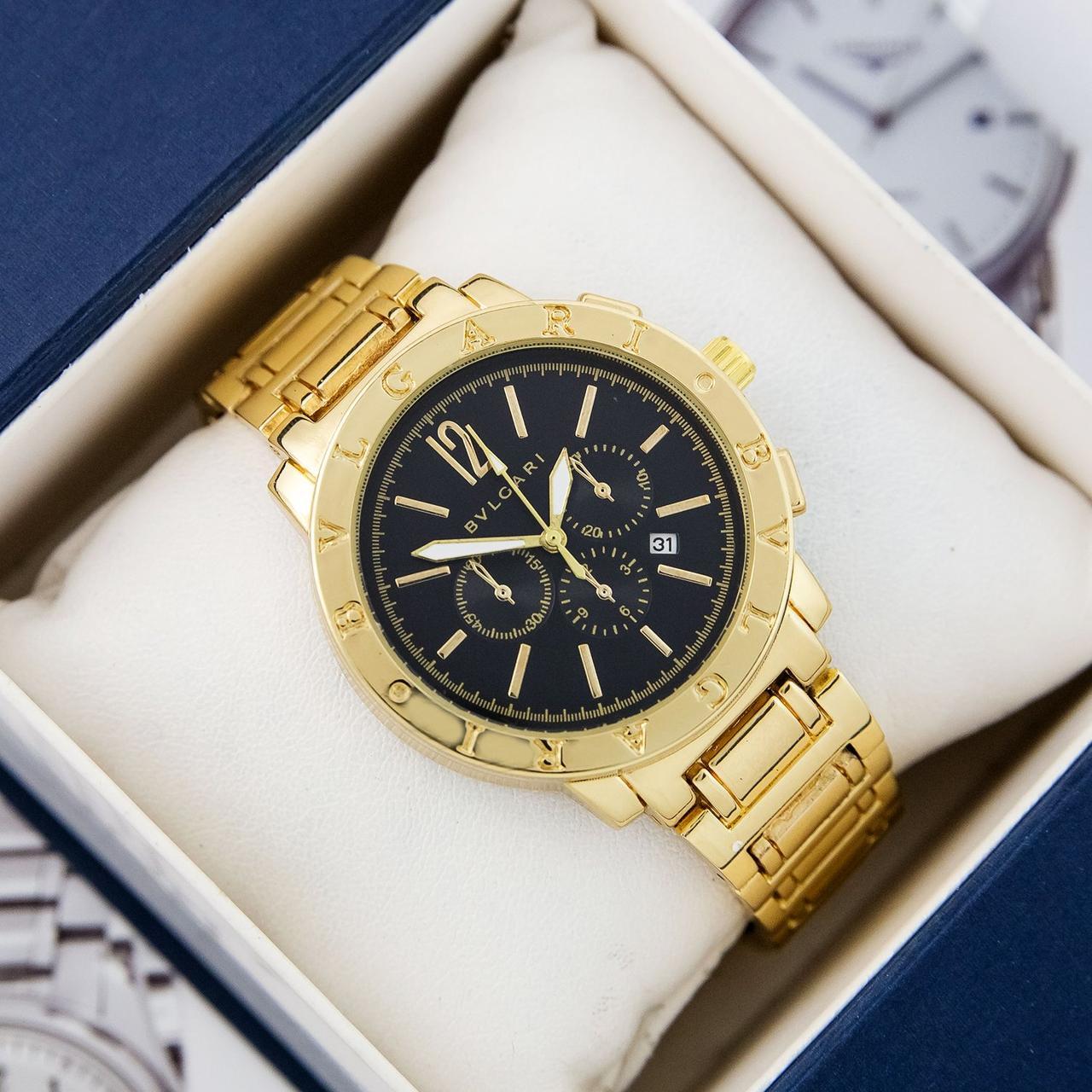 Наручные мужские часы Bvlgari SSB-1003-0030