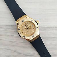 Наручные мужские часы Hublot Classic Fusion Black-Gold Small
