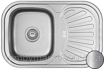 Кухонная мойка STELĂ SATIN, 750 х 490 мм