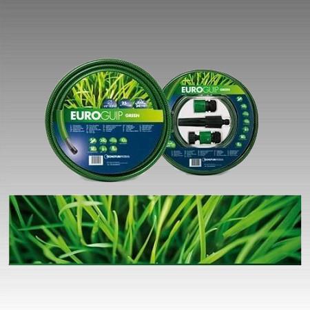 """Поливочный шланг Euro Guip Green 1/2"""" бухта 20 метров"""