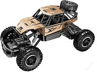 Автомобиль на р/у Sulong Toys Off-Road Crawler Rock Sport золотой 1:20 (SL-110AG)