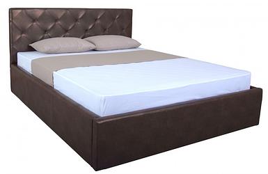 Кровать Briz brown с подъемным механизмом 160х200 TM Eagle