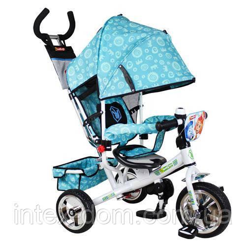 Триколісний велосипед FX 0054 Profi Trike