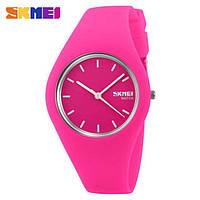 Наручные женские часы Skmei 9068 Pink