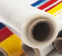 Стретч пленка, ширина рулона  500мм, толщина 17мкм, длина намотки 150м. 6 рулонов/упаковка