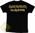 "Футболка Iron Maiden ""Live After Death"", Размер XXL, фото 2"