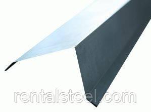 Планка ветровая простая (2 м.пог)