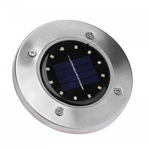 LED светильник 1W на солнечной батарее 6000K 80lm IP65