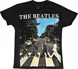 "Футболка Beatles ""Abbey Road"", Размер L"