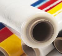 Стретч пленка, ручная намотка, ширина рулона 500мм, толщина 20мкм, длина намотки 300м, 6 рулонов/упаковка