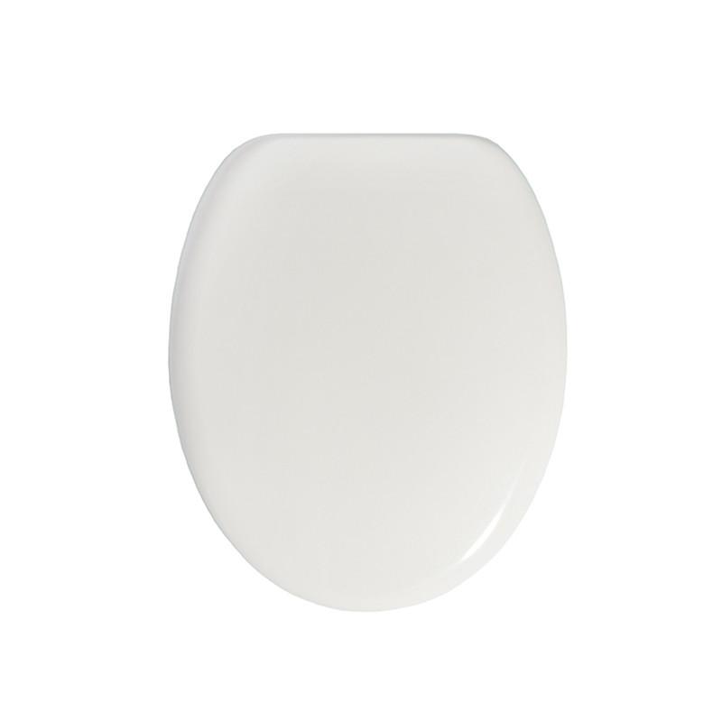 Крышка для унитаза белая с микролифтом Boogie AWD02181495