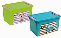 """Контейнер детский 27л """"Smart Box"""" Pet Shop 124048"""