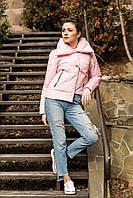 Стильная молодежная женская куртка - модель 2019 - (кт-450), фото 1