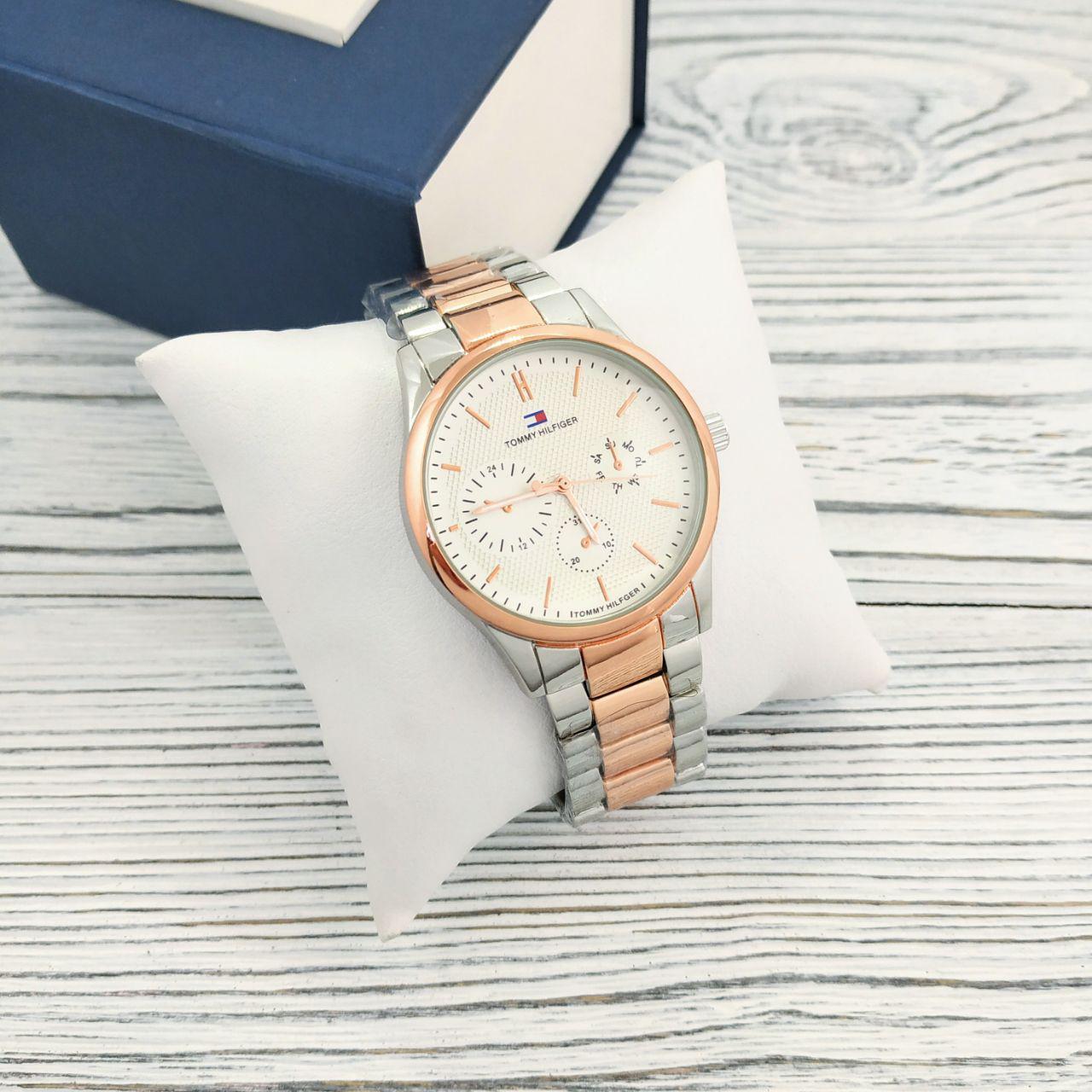 Наручные женские часы Tommy Hilfiger 1074-0144