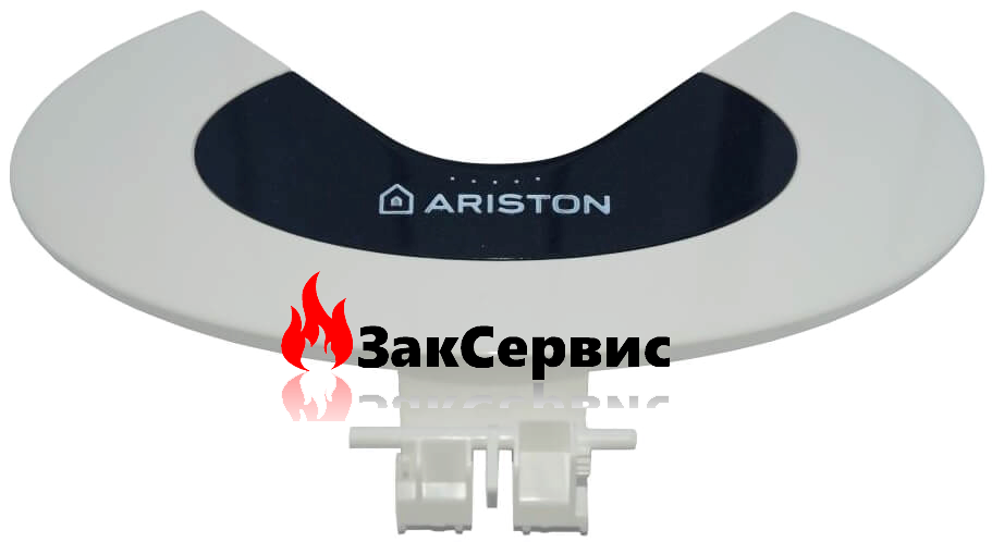 Передняя крышка панели управления на газовый котел Ariston CLAS, GENUS (EVO) 65104306