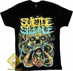 Футболка Suicide Silence, Размер XXL