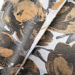 Подкладочная ткань на шубу жаккардовая плотная вискоза, фото 4