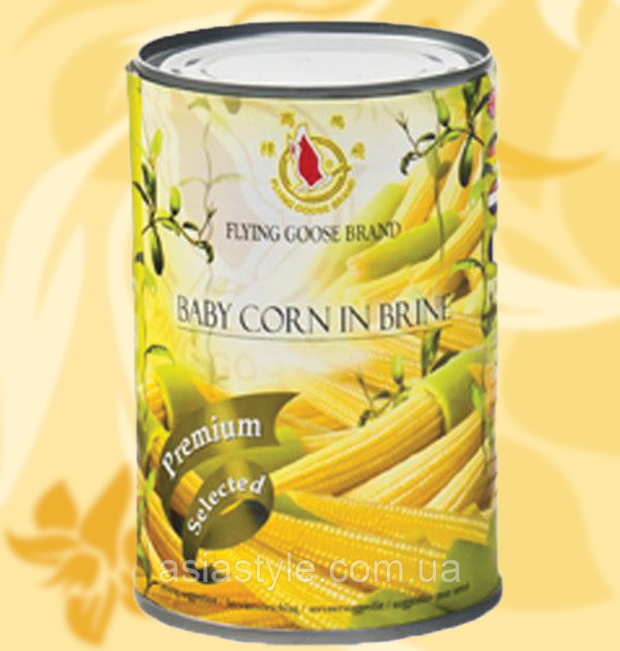 Бебі кукурузка,Baby Corn, Flying Goose Brand, 425г