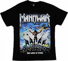 "Футболка Manowar ""The Lord Of Steel"", Размер S"