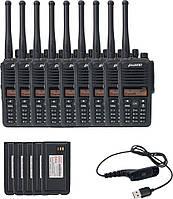 Комплект цифровой оперативной радиосвязи Puxing PX-820_VHF_9