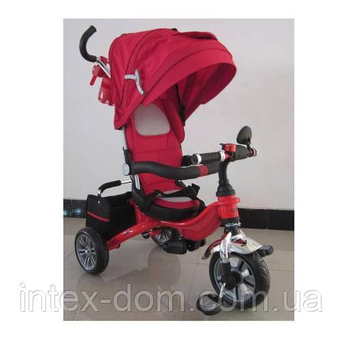 Детский трехколесный велосипед M 2732-1