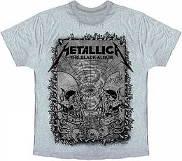 """Футболка Metallica """"Black Album"""", Размер S"""