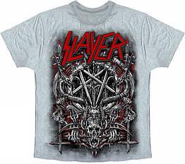 Футболка Slayer (пентаграмма), Размер S