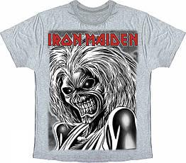 """Футболка Iron Maiden """"Killers"""", Размер S"""