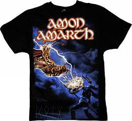 """Футболка Amon Amarth """"Deceiver Of The Gods"""", Размер S"""