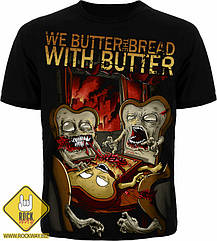 Футболка We Butter The Bread With Butter, Размер S