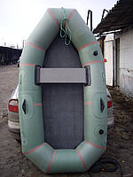 Лодка резиновая 1.5 местная