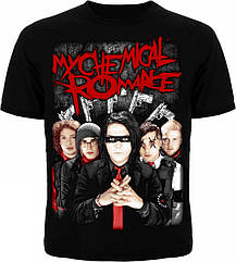 Футболка My Chemical Romance, Размер XXL