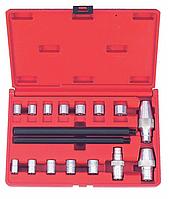 Набор инструмента для центровки сцепления 17 пр. FORCE 917T2.