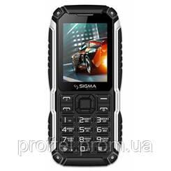 Мобильный телефон Sigma PT68(4400mAh) Black (4827798855515)