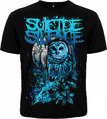 Футболка Suicide Silence (сова), Размер S