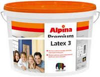 Alpina Premiumlatex 3 Краска акриловая  (10л)