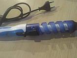 Спиральная плойка для укладки волос NOVA (Нова), фото 6