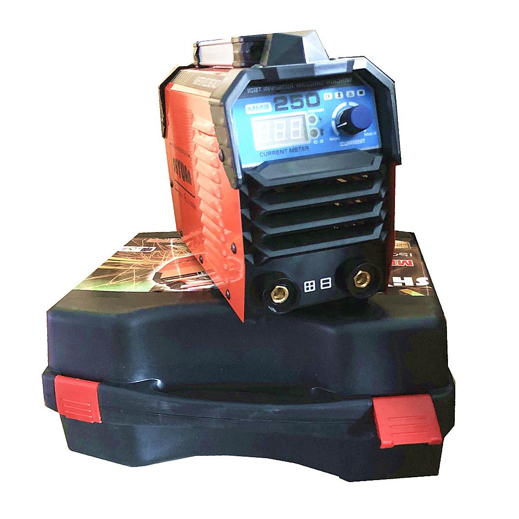 Інвертор зварювальний Shyuan MMA-250 (валіза)