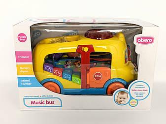 Музыкальный развивающий автобус, фото 2