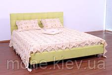 """Кровать """"Адалар"""" двуспальная с мягким изголовьем, фото 3"""