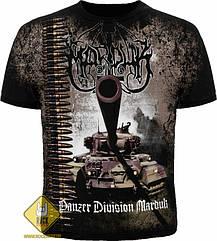"""Футболка Marduk """"Panzer Division Marduk"""", Размер XXL"""