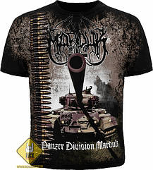 """Футболка Marduk """"Panzer Division Marduk"""", Размер XXXL"""