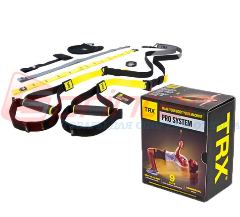 Функциональные петли TRX. X4D-PRO.